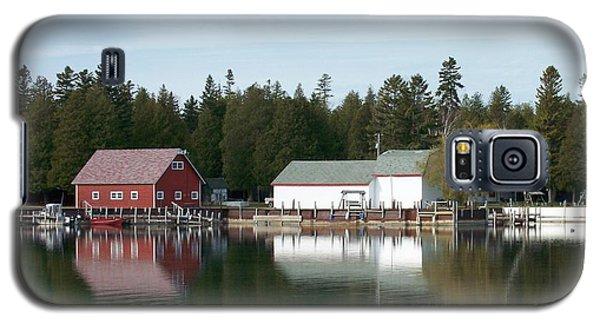 Washington Island Harbor 7 Galaxy S5 Case
