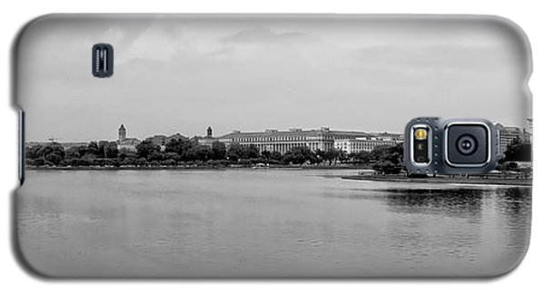 Washington Landmarks Galaxy S5 Case by Heather Applegate