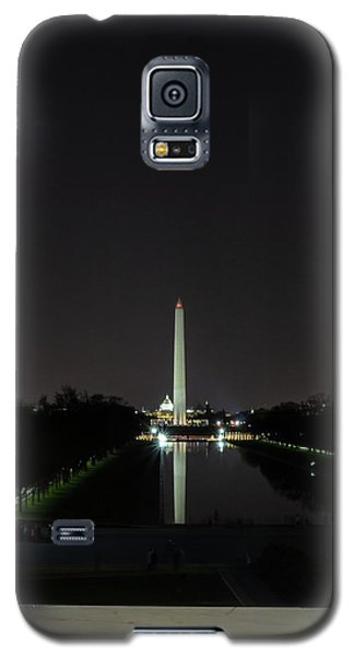 Washington Monument 2 Galaxy S5 Case