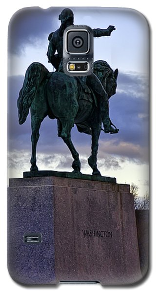 Washington Monument At West Point Galaxy S5 Case
