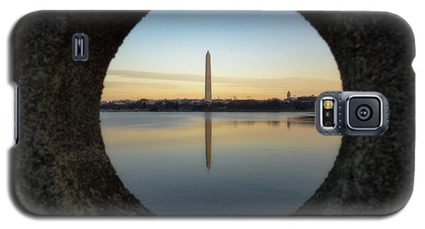 Washington Monument Galaxy S5 Case