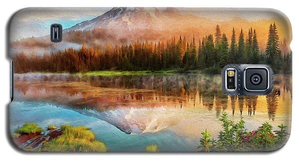 Washington, Mt Rainier National Park - 04 Galaxy S5 Case