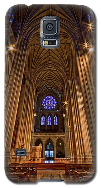 Washington National Cathedral Crossing Galaxy S5 Case