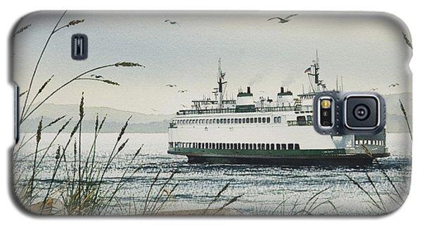 Washington State Ferry Galaxy S5 Case