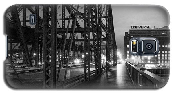 Washington Street Bridge Galaxy S5 Case