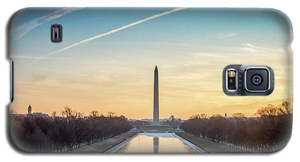 Washington Sunrise Galaxy S5 Case