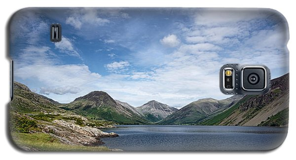 Galaxy S5 Case featuring the photograph Wastwater Morning by Jacqi Elmslie