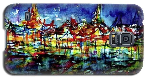 Wat Phra Kaew Galaxy S5 Case