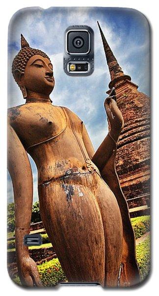 Wat Sra Sri In Sukhothai Thailand Southeast Asia Galaxy S5 Case