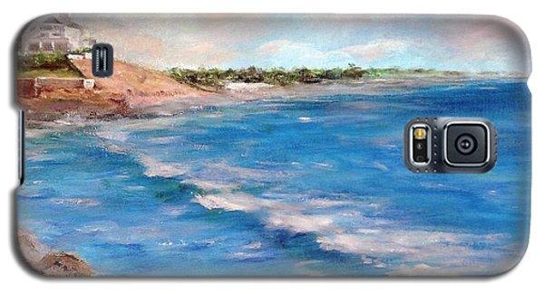 Watch Hill Beach Galaxy S5 Case by Anne Barberi