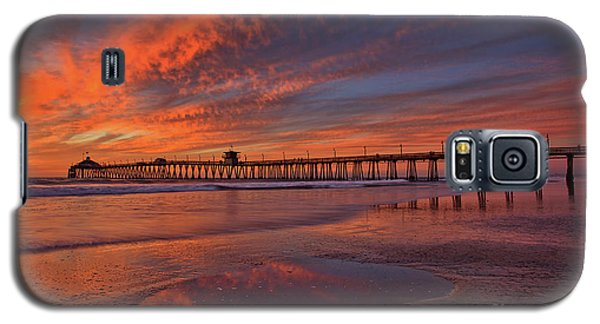 Watch More Sunsets Than Netflix Galaxy S5 Case
