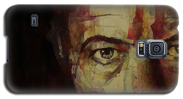 Watch That Man Bowie Galaxy S5 Case by Paul Lovering