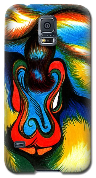 Watching At The Horinzon Galaxy S5 Case