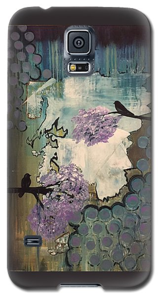 Watching For Spring Galaxy S5 Case