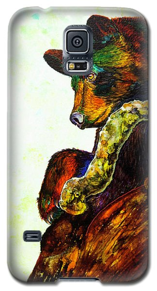 Watching Galaxy S5 Case