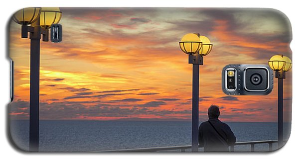 Watching The Sun Go Down Galaxy S5 Case