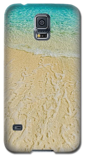 Water Abstract 1 Galaxy S5 Case