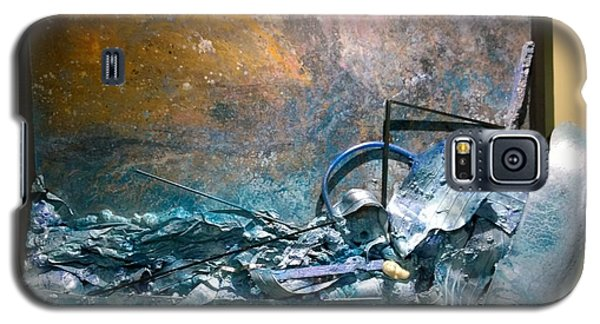 Water Abstract #31017 Galaxy S5 Case