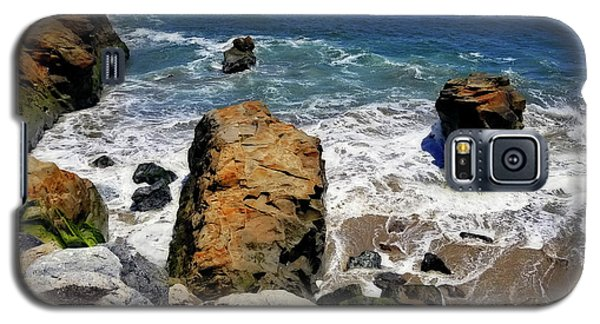Water And Rocks Galaxy S5 Case