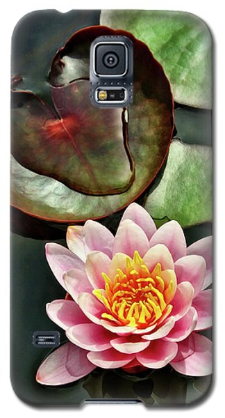Water And The Lily Galaxy S5 Case