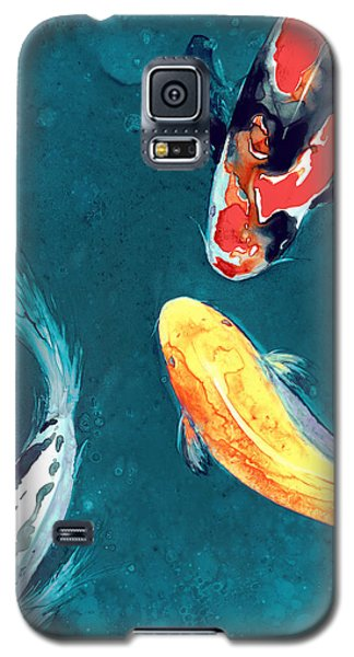 Water Ballet Galaxy S5 Case by Brazen Edwards