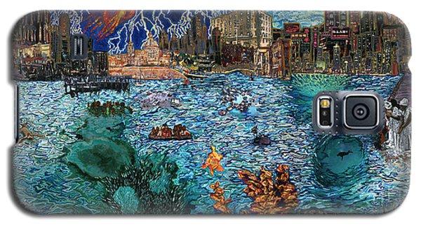 Water City Galaxy S5 Case