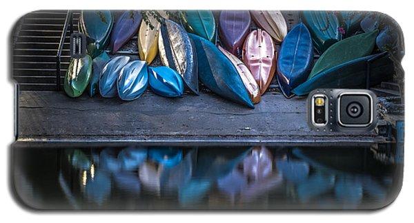 Water Color Galaxy S5 Case