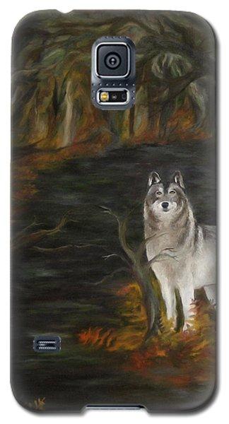 Water Dark Galaxy S5 Case