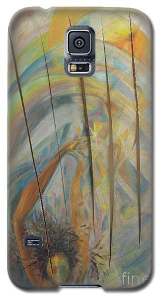 Water Galaxy S5 Case by Daun Soden-Greene