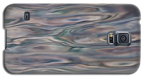 Galaxy S5 Case featuring the photograph Water Dream - Abstract by Britt Runyon