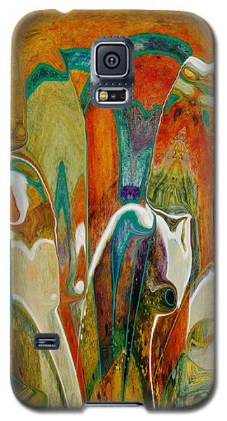Water Fountain 2 Galaxy S5 Case