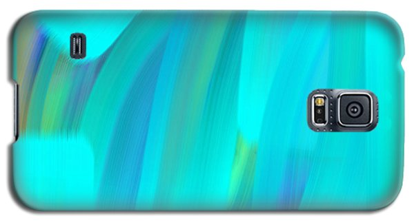 Water Galaxy S5 Case by George Pedro