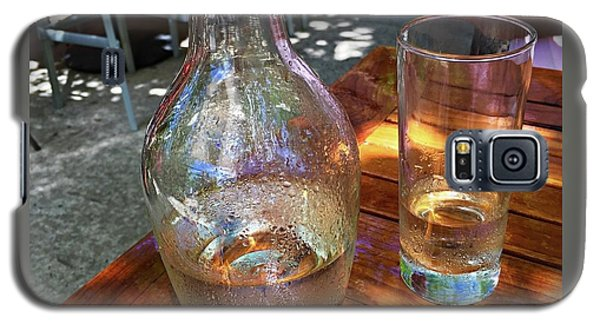 Water Glass And Pitcher Galaxy S5 Case by Angela Annas