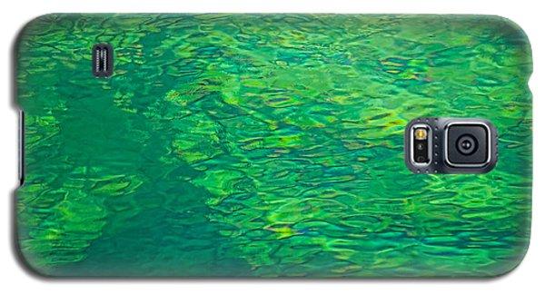 Water Green Galaxy S5 Case
