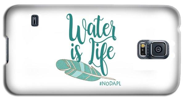 Water Is Life Nodapl Galaxy S5 Case