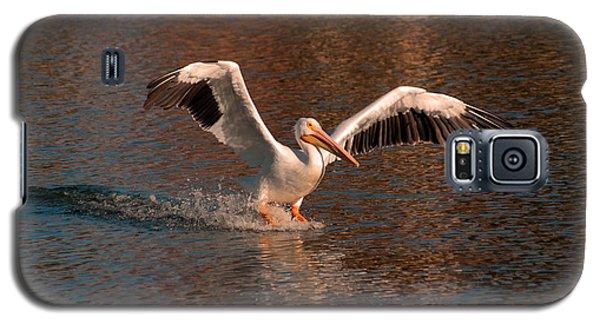 Water Landing Galaxy S5 Case