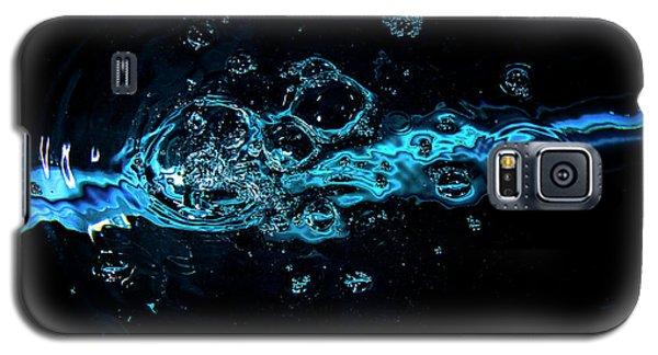 Water Lightning Galaxy S5 Case