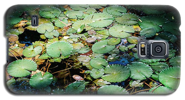 Water Lillies Galaxy S5 Case