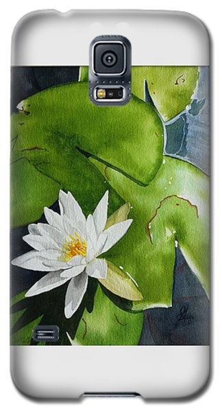 Water Lilly Galaxy S5 Case
