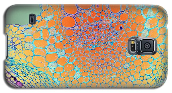 Water Lily Homage Galaxy S5 Case