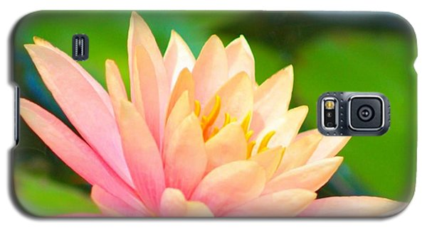 Floating Water Lily  Galaxy S5 Case