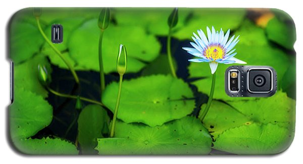 Galaxy S5 Case featuring the photograph Water Logged by Ryan Manuel