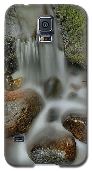 Water Movement Detail Galaxy S5 Case by Stephen  Vecchiotti