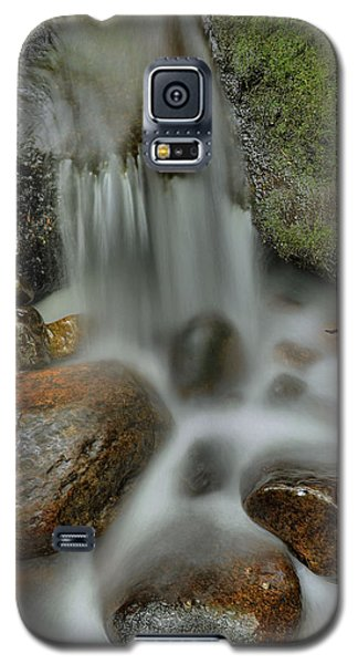 Water Movement Detail Galaxy S5 Case