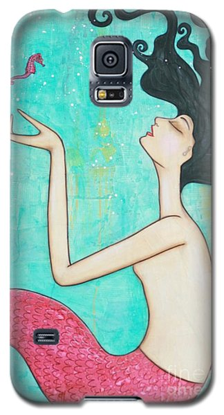 Water Nymph Galaxy S5 Case