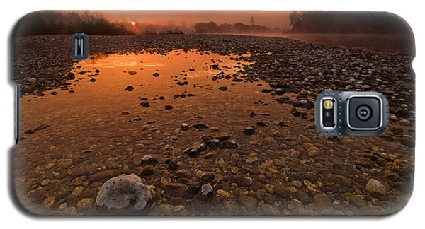 Water On Mars Galaxy S5 Case