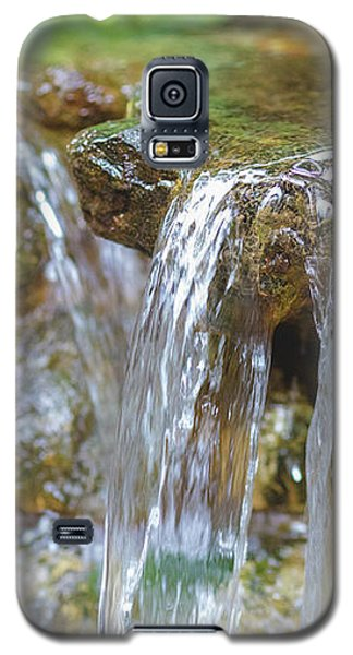 Water On The Rocks Galaxy S5 Case
