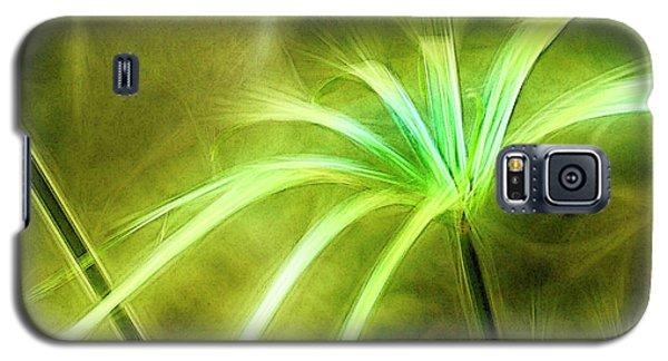 Water Plants Galaxy S5 Case