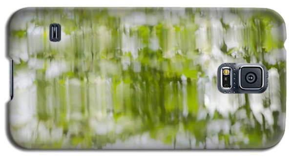 Water Reflections Galaxy S5 Case