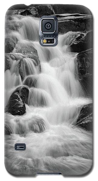 water stair close to the Heinrich Heine hiking way, Harz Galaxy S5 Case